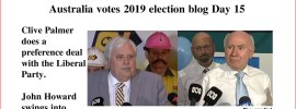 Australia votes 2019 election blog Day 15