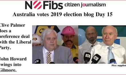 #AusVotes Day 15 – Done deal: @qldaah #qldpol