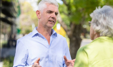 Adam Blakester now a serious contender for Barnaby Joyce's seat: @margokingston1 #NewEnglandVotes #podcast