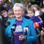 Kerryn Phelps senses a momentum shift in Wentworth: @margokingston1 #WentworthVotes #podcast