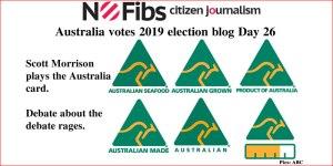 Australia votes 2019 election blog Day 26