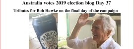 Australia votes 2019 election blog Day 37