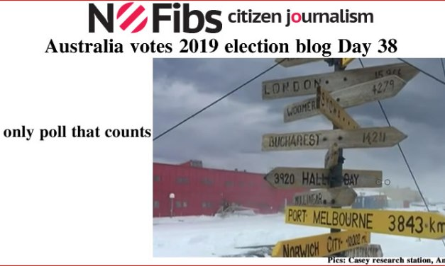#AusVotes Day 38 – The only poll that counts: @qldaah #qldpol