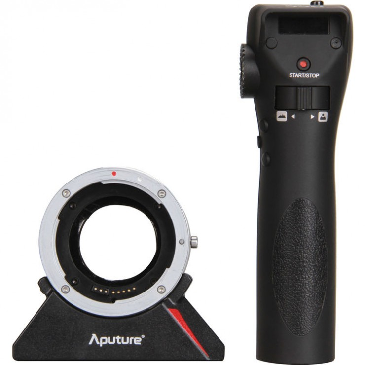 Aputure DEC Wireless Lens Adapter for Canon EF Lenses