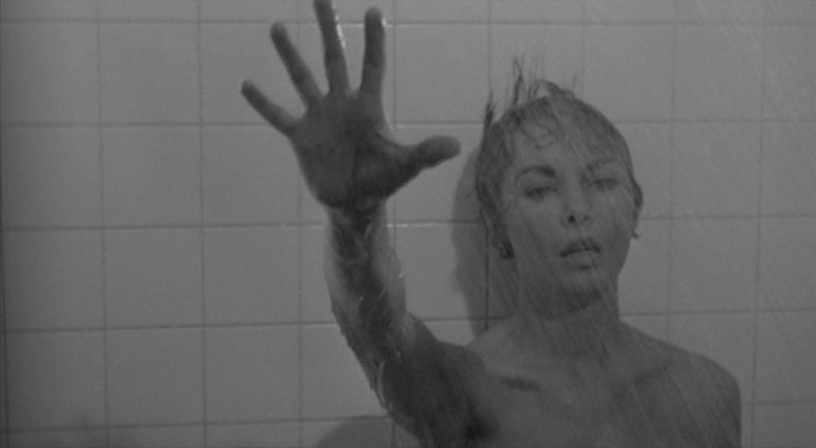 Alfred Hitchcock's Advice Psycho