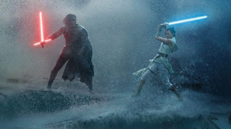 'The Rise of Skywalker' Completes 'Star Wars' Saga [Review]