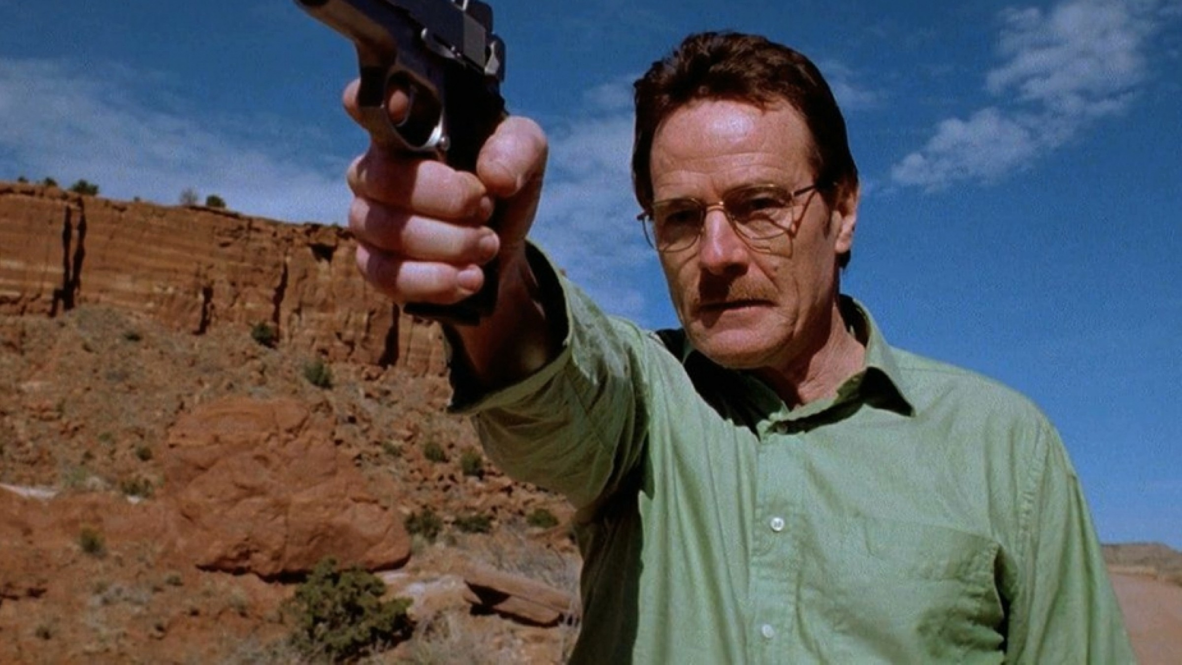 Vince Gilligan Reveals How He Shot The Top Secret Breaking Bad Movie