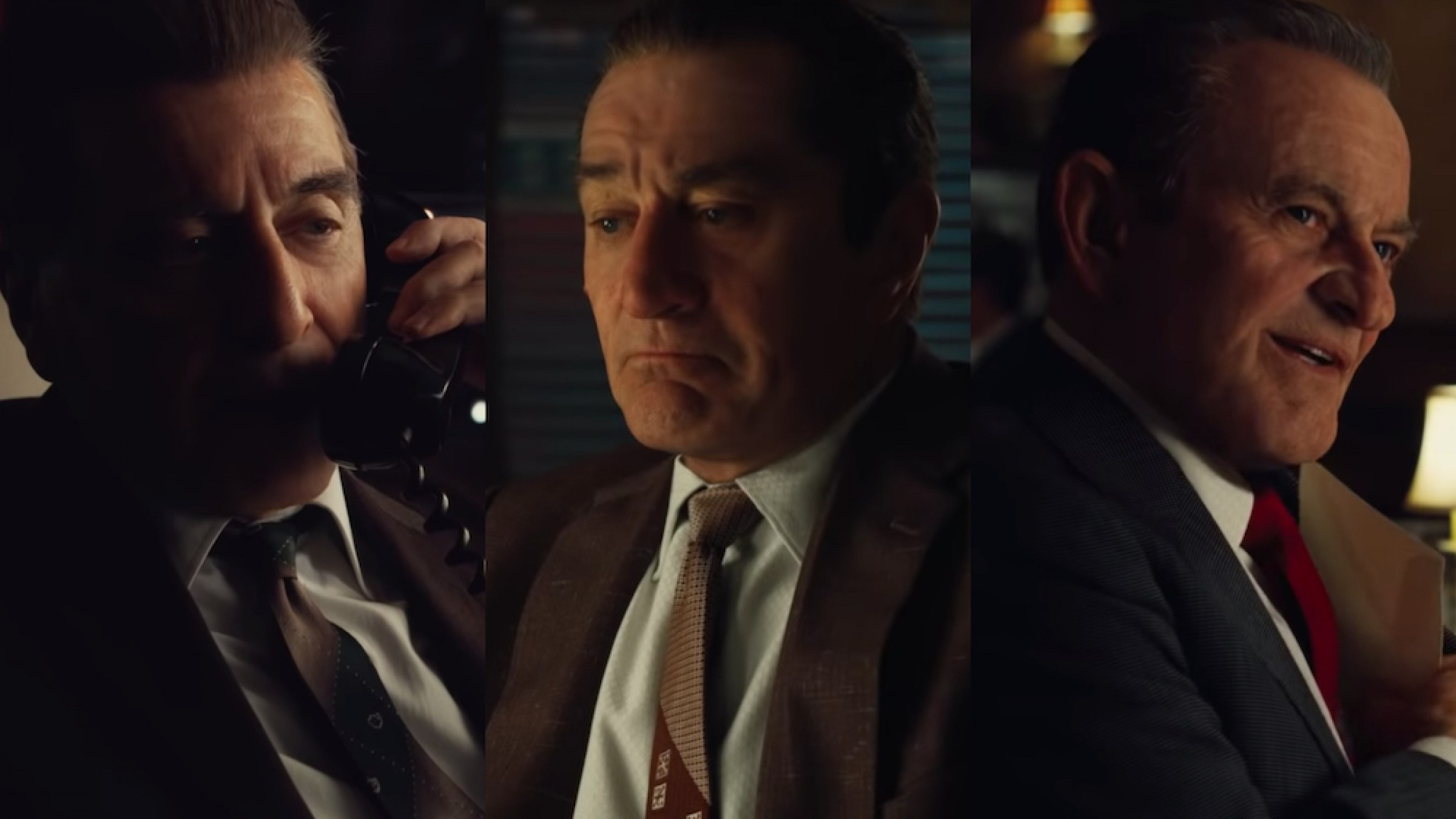 New 'The Irishman' Trailer Makes Scorsese's Netflix Movie an Event