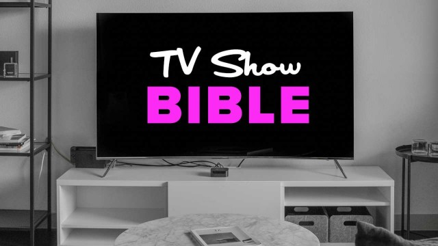 Learn to Write a TV Show Bible With Our Show Bible Template