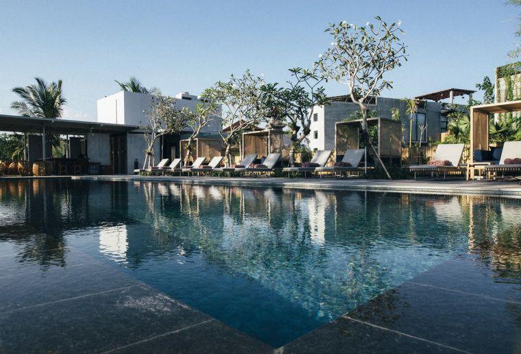 Bisma Eight Swimming Facilities