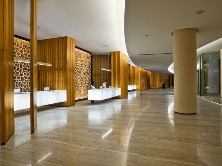 East Hotel Lobby