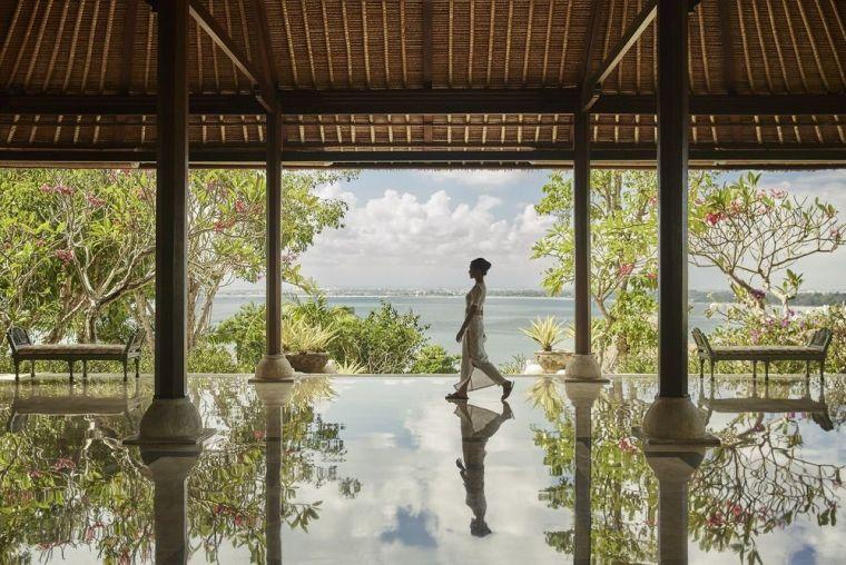 Four Seasons Jimbaran Lobby