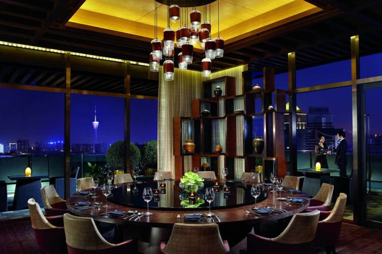 Ritz Carlton Dining
