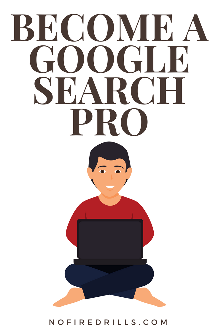become a google search pro