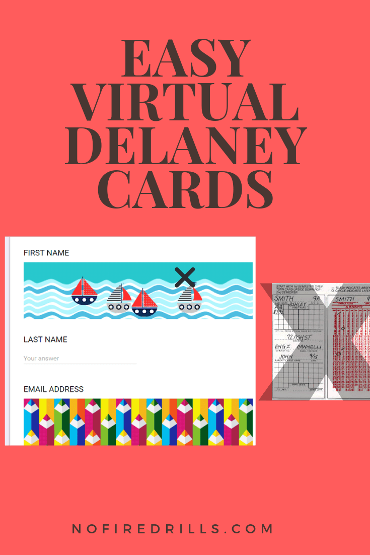 Easy delaney cards