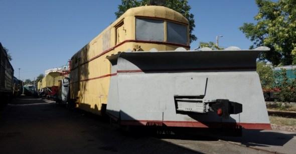 Tashkent railway (2)