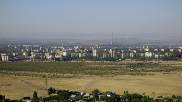 August 2014 - Bishkek!