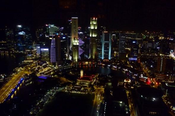 December 2014 - Singapore!