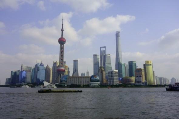 October 2014 - Shanghai!