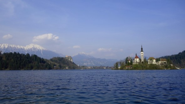 April 2014 - Lake Bled!
