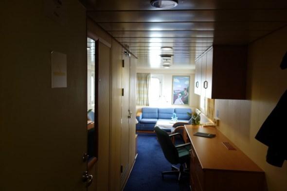 CMA CGM NABUCCO cabin