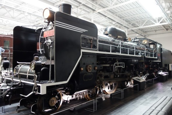 Not a great collection of kettles in the museum, but with the other trains as cool looking as they are thats ok