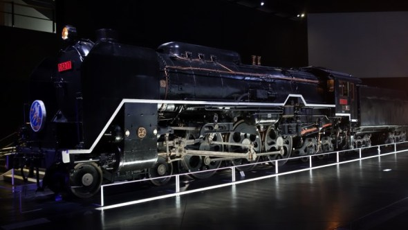 The C26 locomotive holds the steam powered world record for narrow gauge trains, set in 1954 at 12km/h