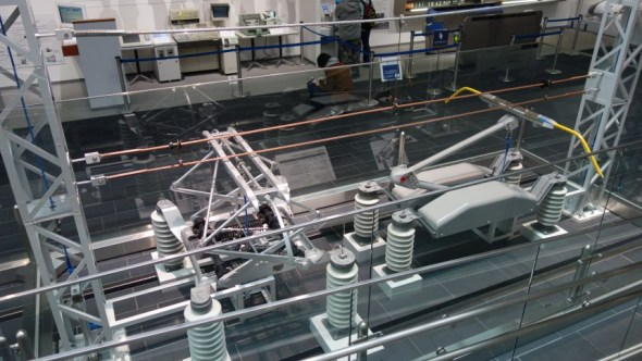 Learn about Pantographs!