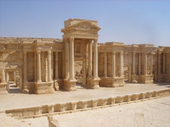 Palmyra's theatre