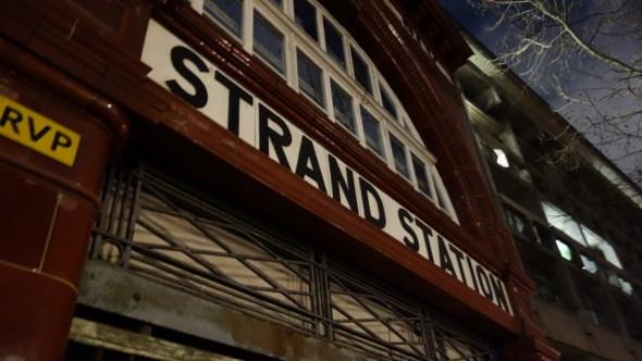 Strand Station name
