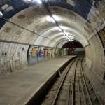 Going Underground…