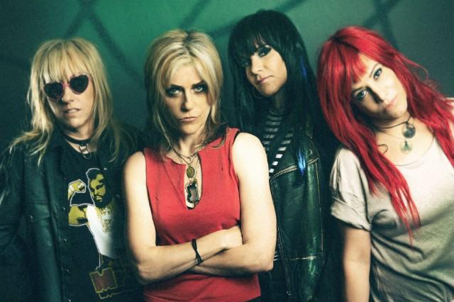 #PunkRockJesus 16. Antes de las Pussy Riot estuvo L7