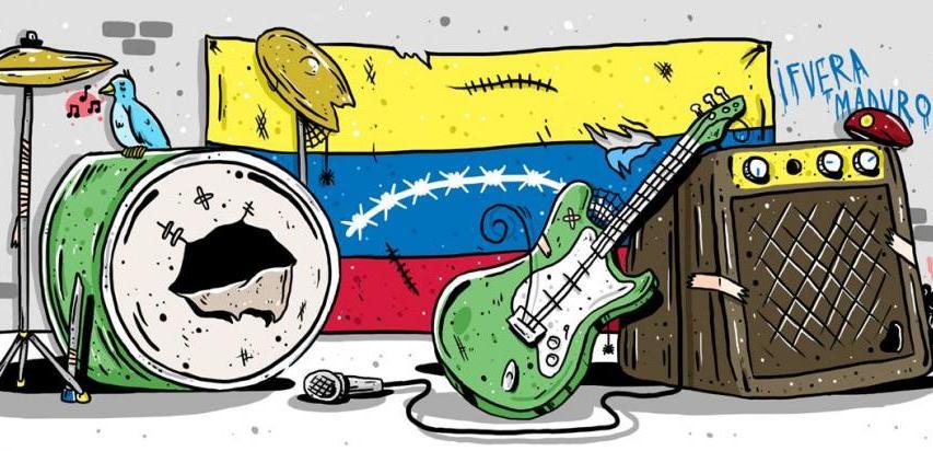 Rock Venezolano