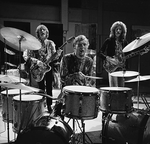 Cream 1968