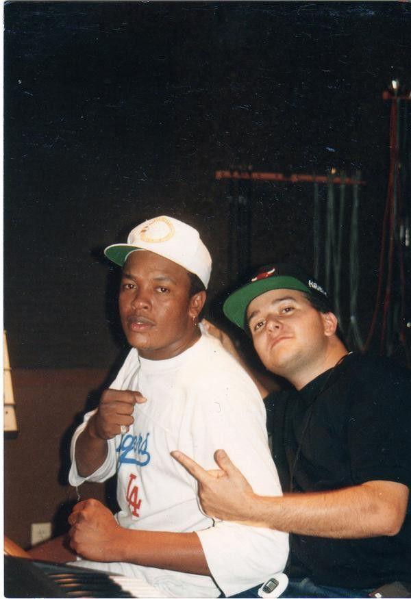 Krazy Dee y Dr. Dre