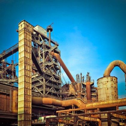 historia parques industriales