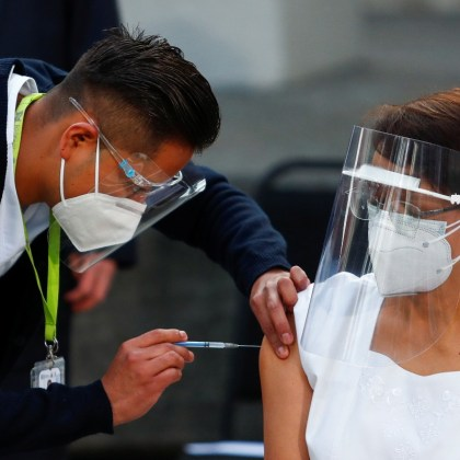 Vacunación en México