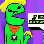 aliens coliseo 2020