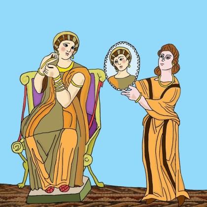 Tocados Romanos