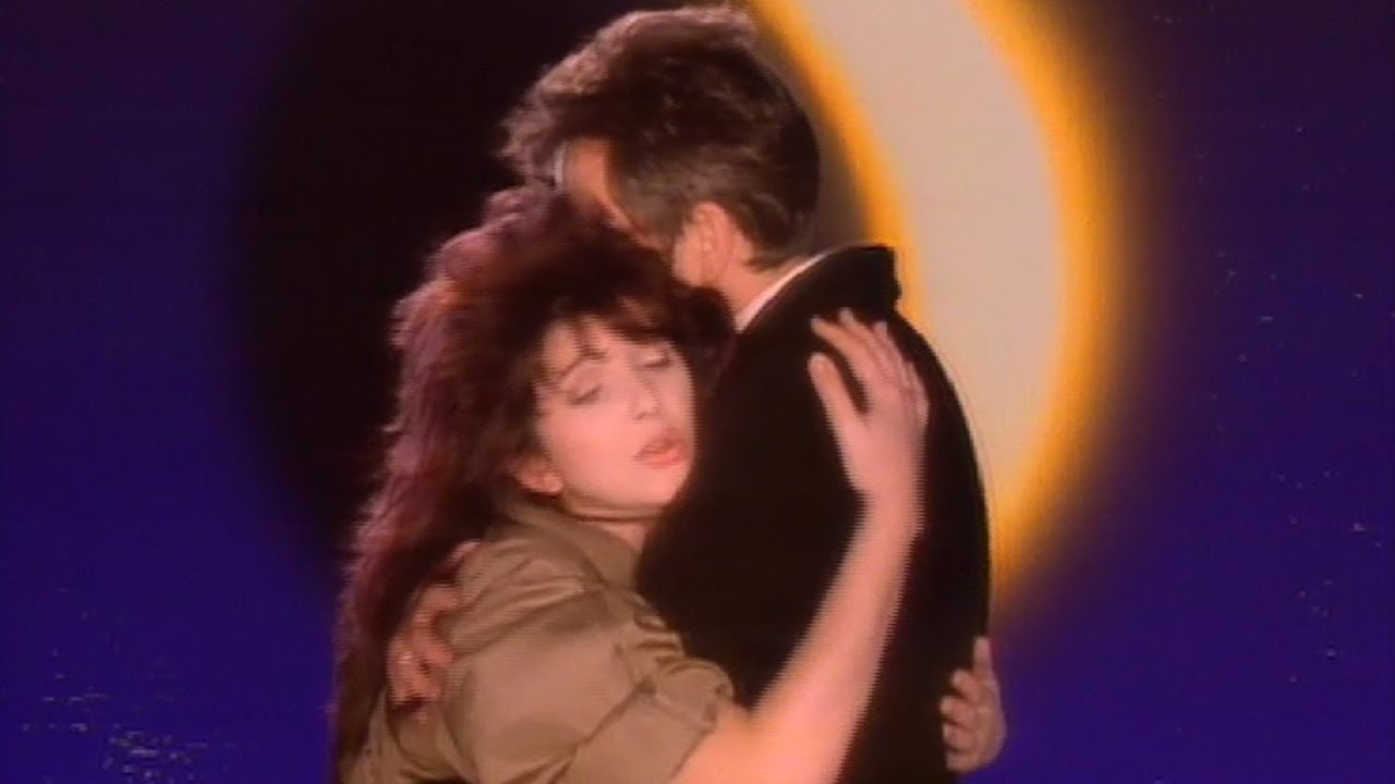 Peter Gabriel & Kate Bush