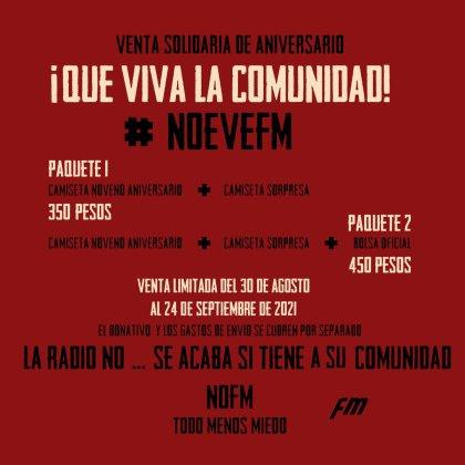 COMUNIDAD NOFM