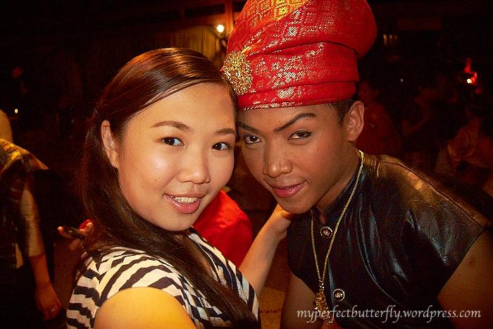 Malaysian Dancer<3