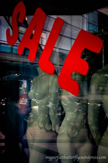 From the street, sale, photography, Jamie Chan