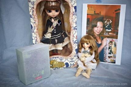 Magma Heritage, dolls, pullip