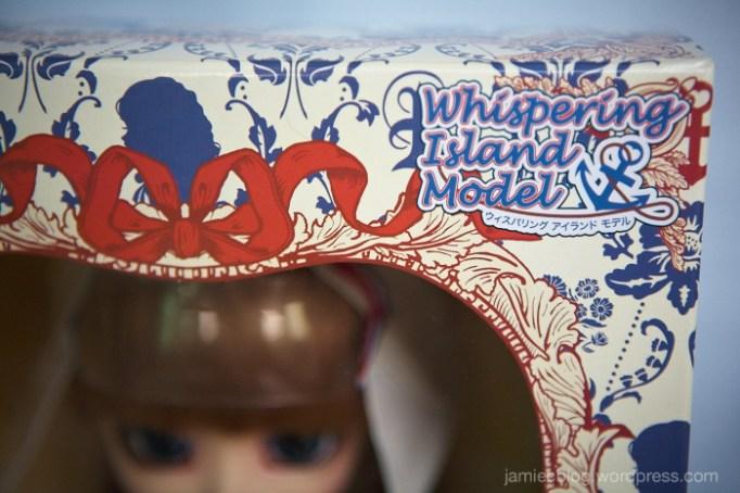 Merl, pullip, whispering island model, box
