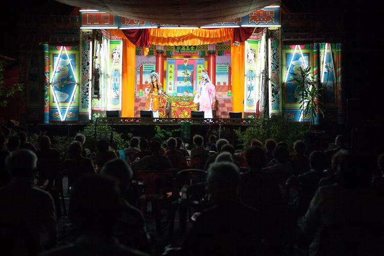 Thailand, Bangkok, Street Opera, Jamie Chan, No Foreign Lands, Travel Blogger