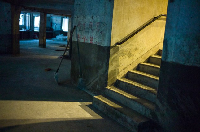 Slaughter house, shanghai, spring airlines, jamie chan, no foreign lands, leica