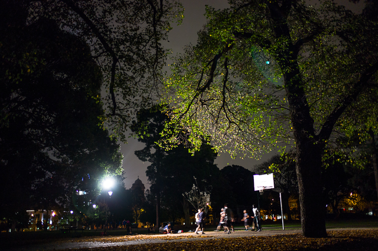 Jamie Chan, Leica, Travel Blog, Melbourne, carlton park, basketball