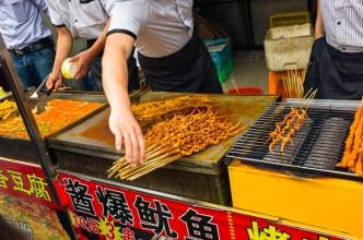 Qi Bao, Shanghai, Jamie Chan, No Foreign Lands, Travel Blog, food street, leica
