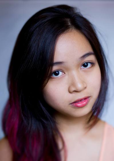 Websteph, Stephanie Octavia Loh, Headshot, Actor, close up